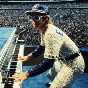 Elton John by Terry O'Neill