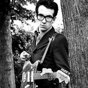 Elvis Costello by Barry Schultz