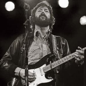 Eric Clapton by Al Rendon