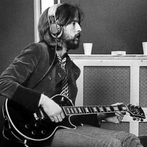 Eric Clapton by Barrie Wentzell
