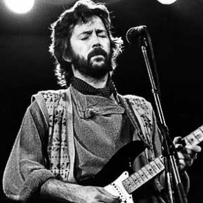 Eric Clapton by Christian Rose
