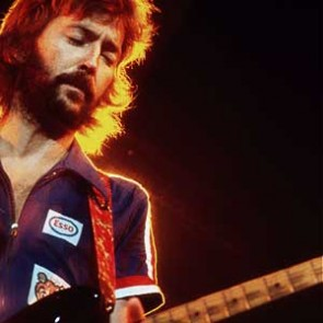 Eric Clapton by James Fortune