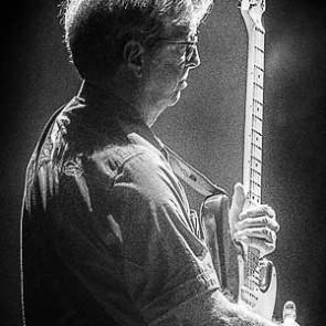 Eric Clapton by Jérôme Brunet