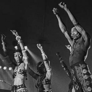 Fela by Christian Rose