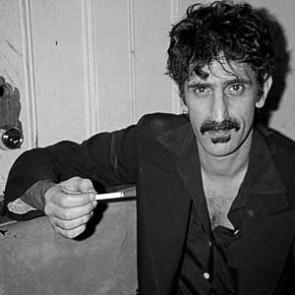 Frank Zappa by Allan Tannenbaum