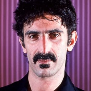Frank Zappa by Mitchell Kearney