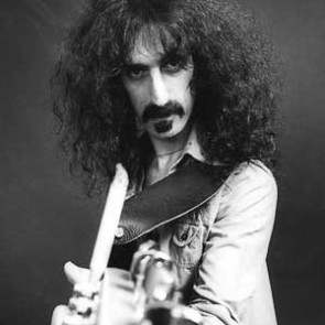 Frank Zappa by Neil Zlozower