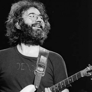 Jerry Garcia of the Grateful Dead by Allan Tannenbaum