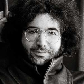 Jerry Garcia of the Grateful Dead by Peter Sanders