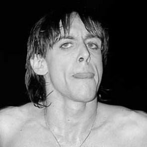 Iggy Pop by Allan Tannenbaum