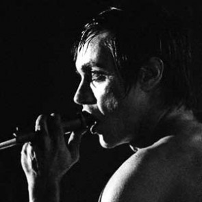 Iggy Pop by Christian Rose