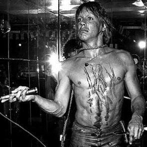Iggy Pop by James Fortune