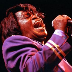 James Brown by Ian Dickson