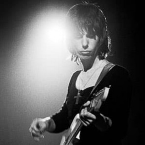 Jeff Beck by Gijsbert Hanekroot