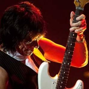 Jeff Beck by Jérôme Brunet