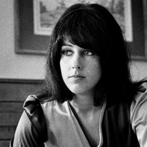 Grace Slick of Jefferson Airplane by Barrie Wentzell