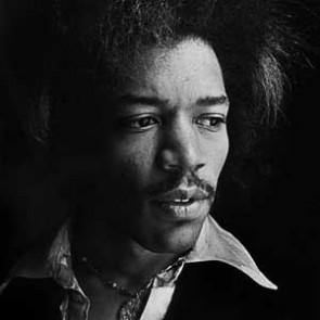 Jimi Hendrix by Barrie Wentzell
