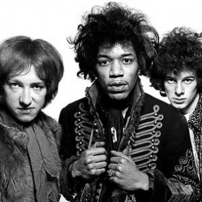 The Jimi Hendrix Experience by Gered Mankowitz