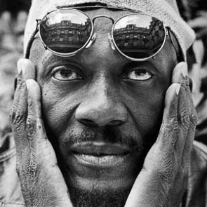 Jimmy Cliff by Christian Rose