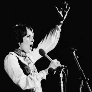 Joan Baez by Barry Schultz