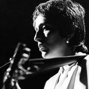 Joan Baez by Christian Rose