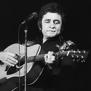 Johnny Cash by Gijsbert Hanekroot