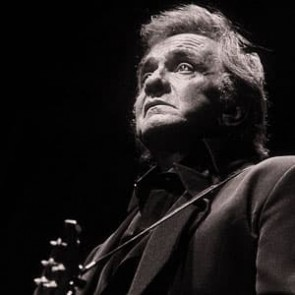 Johnny Cash by Ken Settle