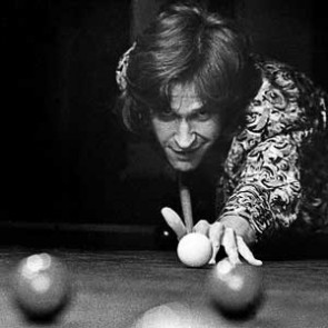 Ray Davies of the Kinks by Barrie Wentzell