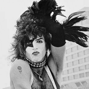 Paul Stanley of Kiss by Steve Emberton