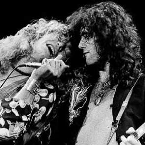 Led Zeppelin by Adrian Boot