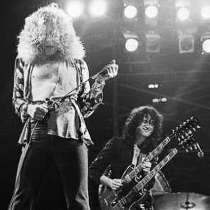 Led Zeppelin by Gijsbert Hanekroot