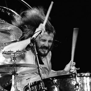 John Bonham of Led Zeppelin by James Fortune