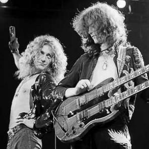 Led Zeppelin by Neil Zlozower