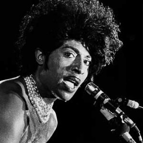Little Richard by Barrie Wentzell