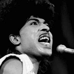 Little Richard by Neil Zlozower