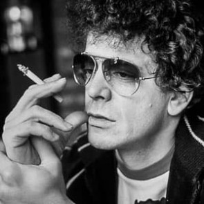 Lou Reed by Gijsbert Hanekroot
