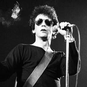 Lou Reed by Ian Dickson