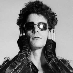 Lou Reed by Mick Rock