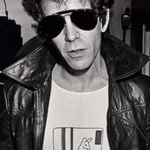Lou Reed by Mitchell Kearney