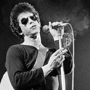 Lou Reed by Steve Emberton