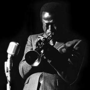 Miles Davis by Barrie Wentzell