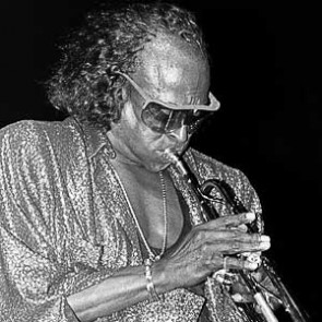 Miles Davis by Ebet Roberts