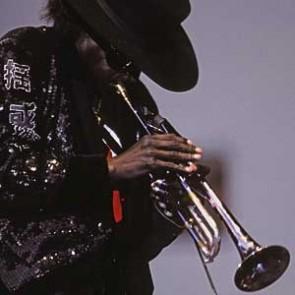 Miles Davis by Jim Britt