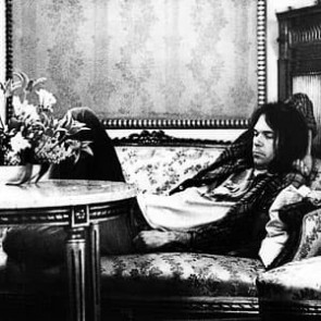 Neil Young by Gijsbert Hanekroot