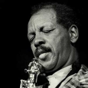 Ornette Coleman by Rick McGinnis