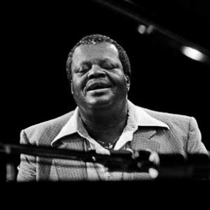 Oscar Peterson by Andy Freeberg