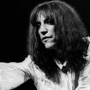 Patti Smith by Adrian Boot