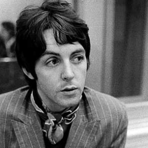Paul McCartney by Gered Mankowitz