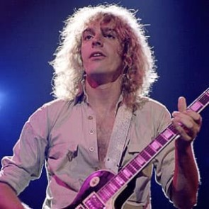 Peter Frampton by Al Rendon