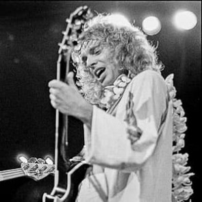 Peter Frampton by PF Bentley